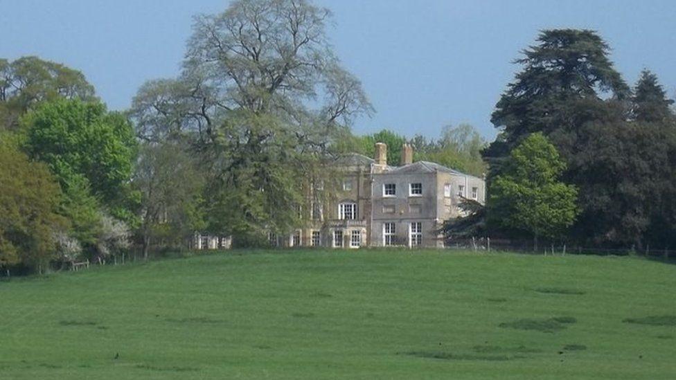 Idlicote House