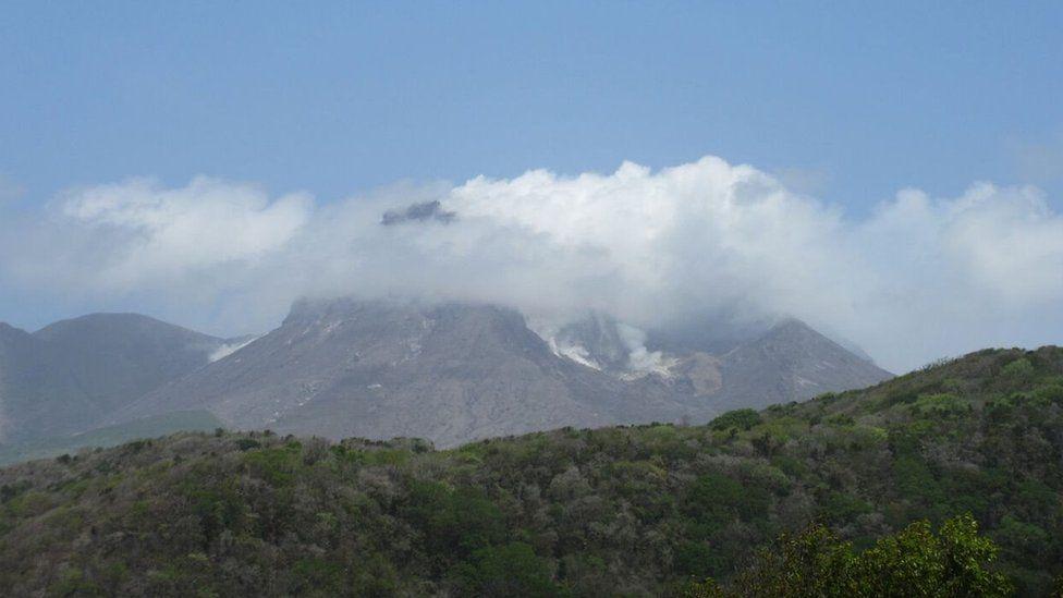Soufriere Hills, Montserrat
