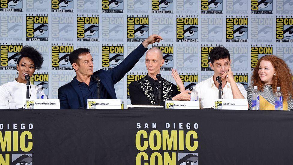 Cast of Star Trek: Discovery