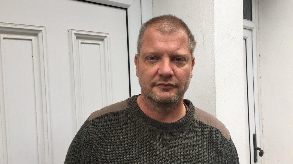Resident Paul Harris