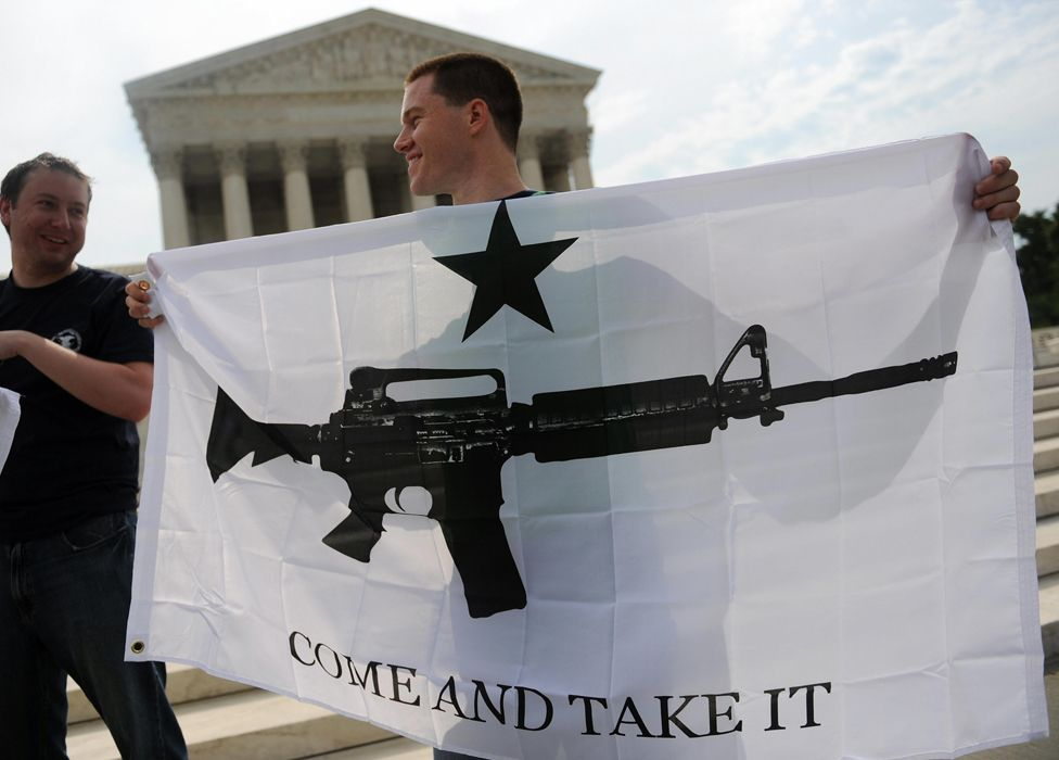 US gun laws: Why it won't follow New Zealand's lead - BBC News