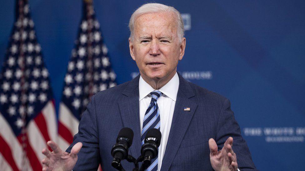 Texas abortion: Biden vows 'whole-of-government' response to new law thumbnail
