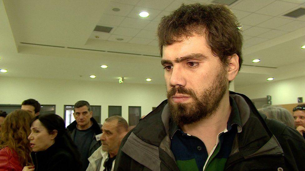Ilias Papadopoulous from I Won't Pay