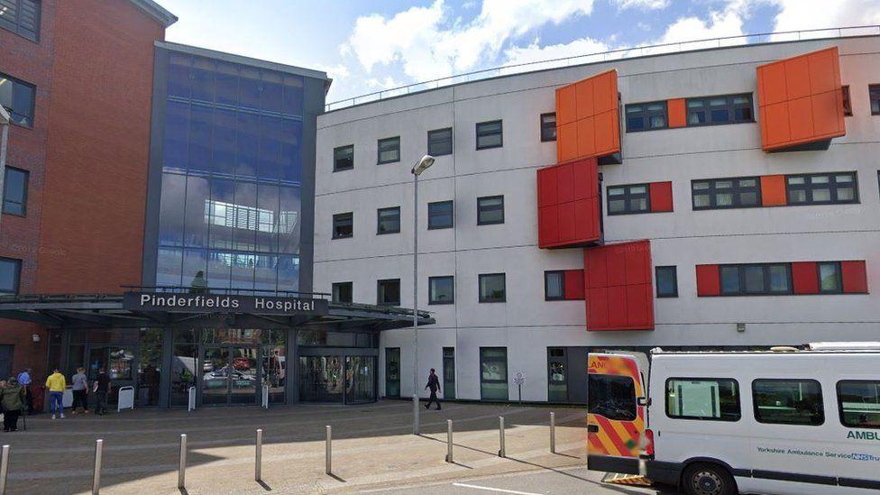 Pinderfields Hospital