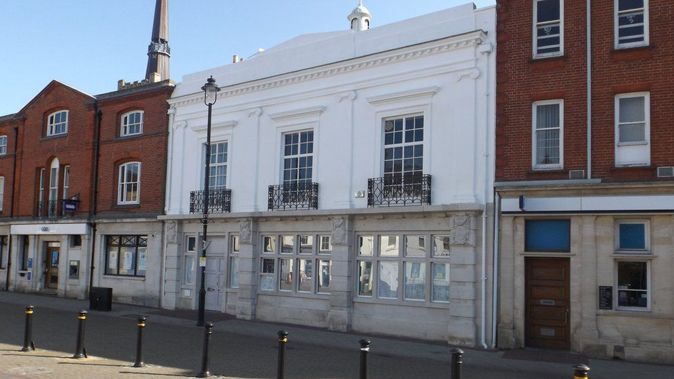 Former NatWest building