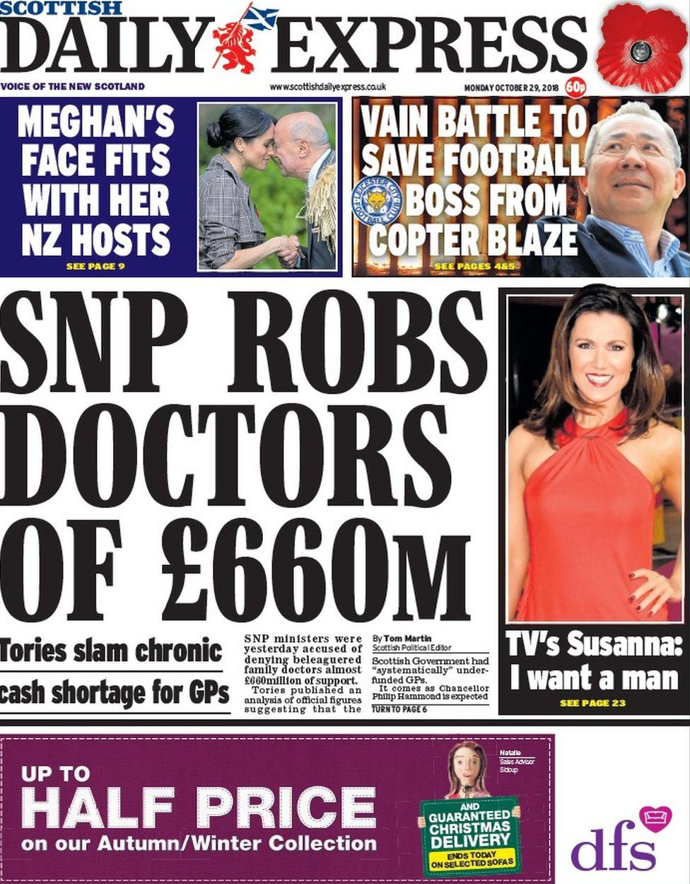 The Scottish Daily Express