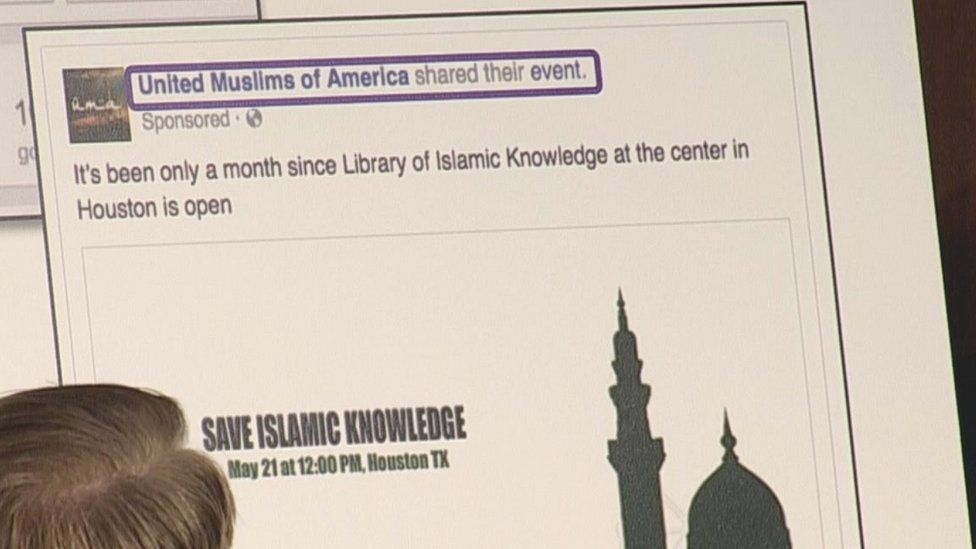 United Muslims of America event