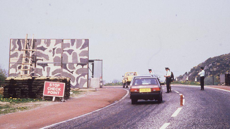 Killeen checkpoint