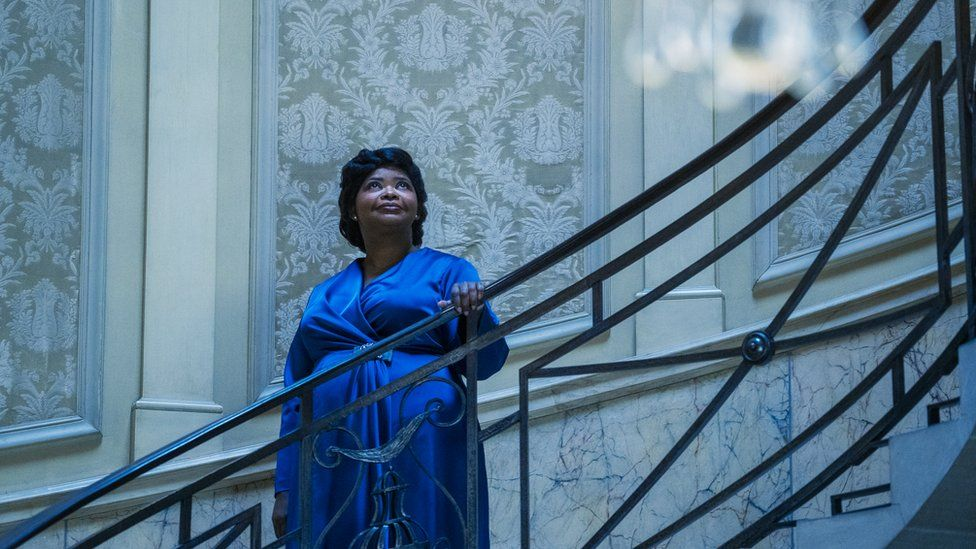 Octavia Spencer starring as Madam CJ Walker in the new Netflix series