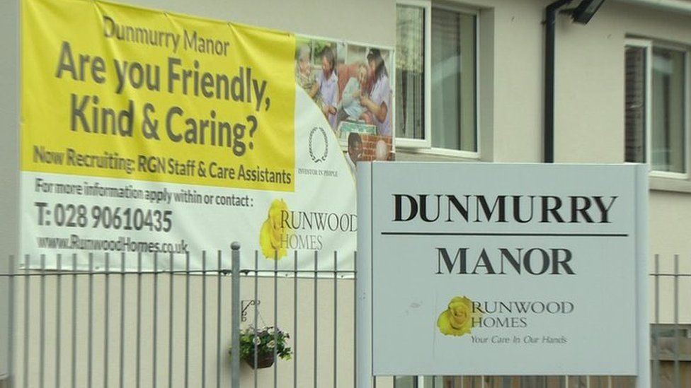 Dunmurry Manor