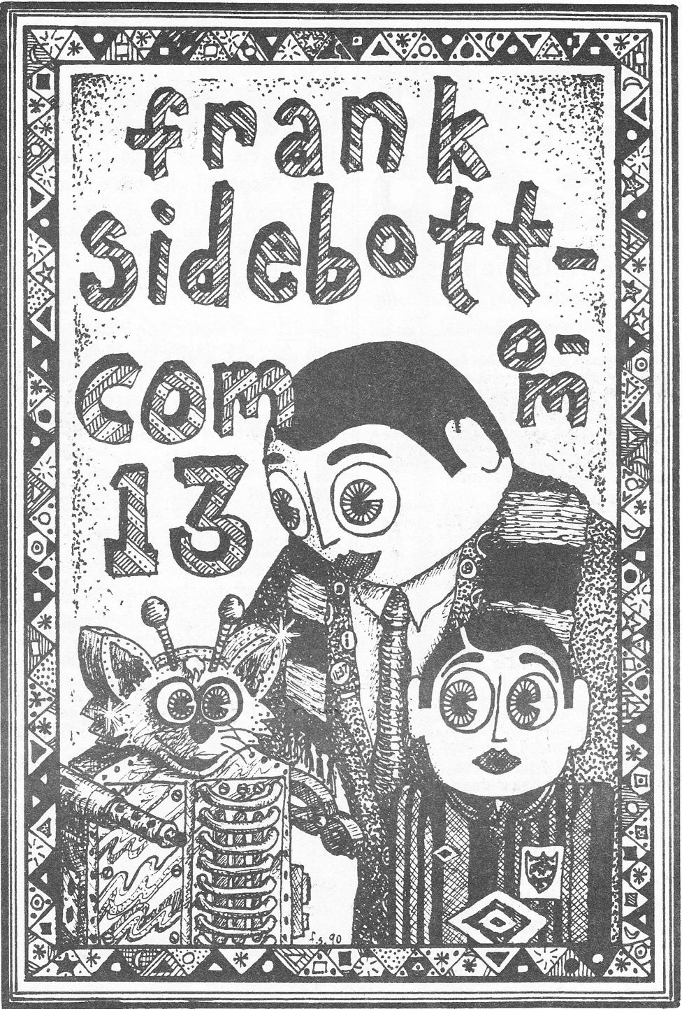 Frank Sidebottom code