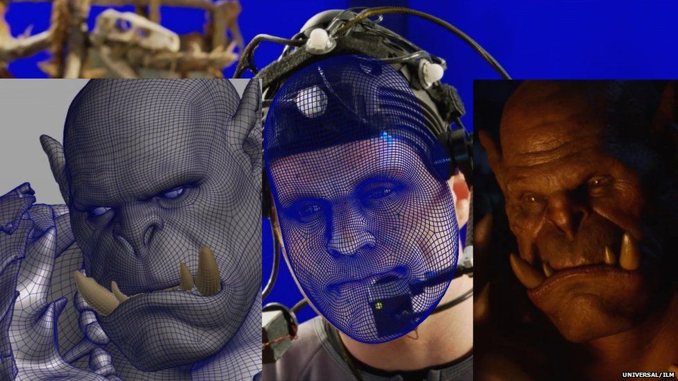 Warcraft: The Beginning includes never-before-seen facial performance capture
