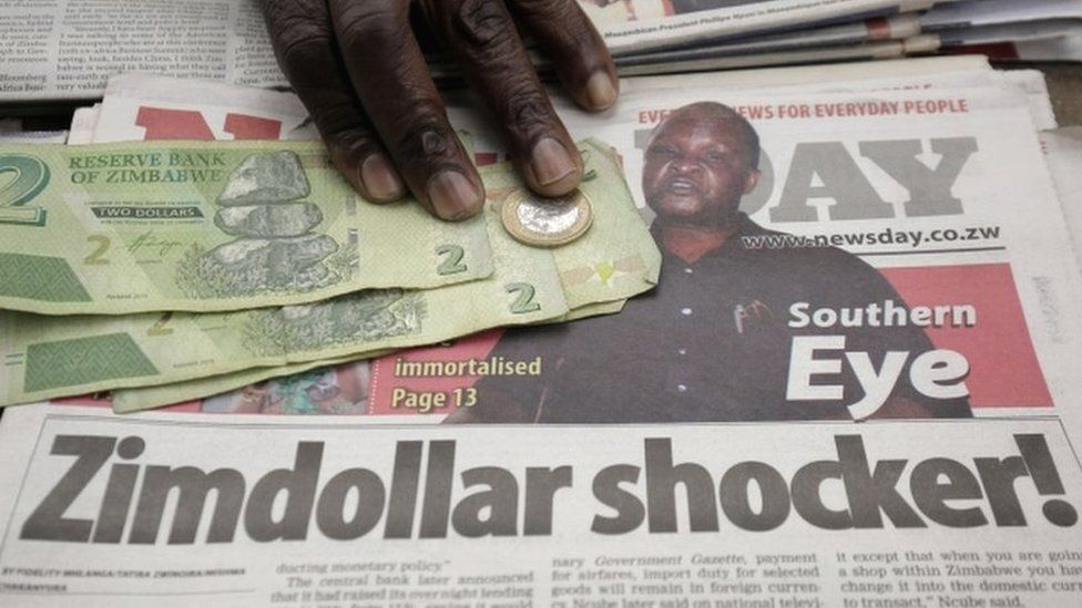 Why Zimbabwe has banned foreign currencies