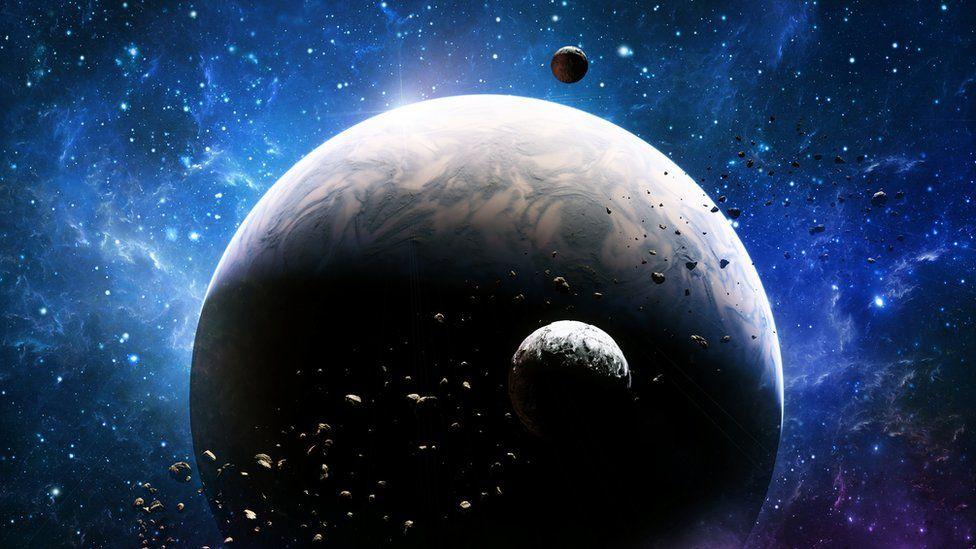Así suena el espacio: los extraños sonidos del Sistema Solar grabados por la NASA