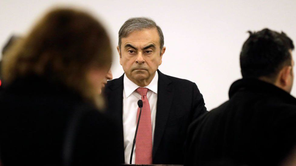 Carlos Ghosn's lawyers hit back at Nissan fraud claims
