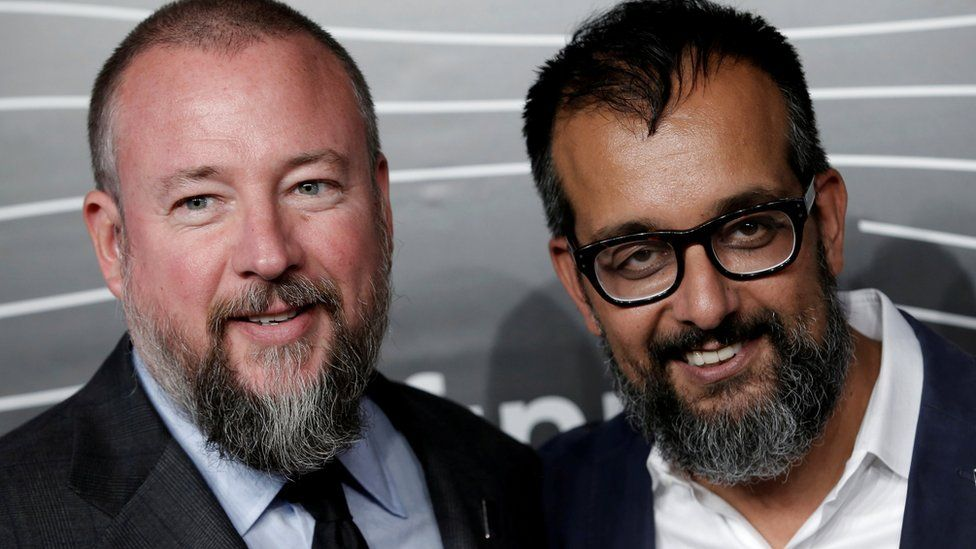 Vice co-founders Shane Smith and Suroosh Alvi