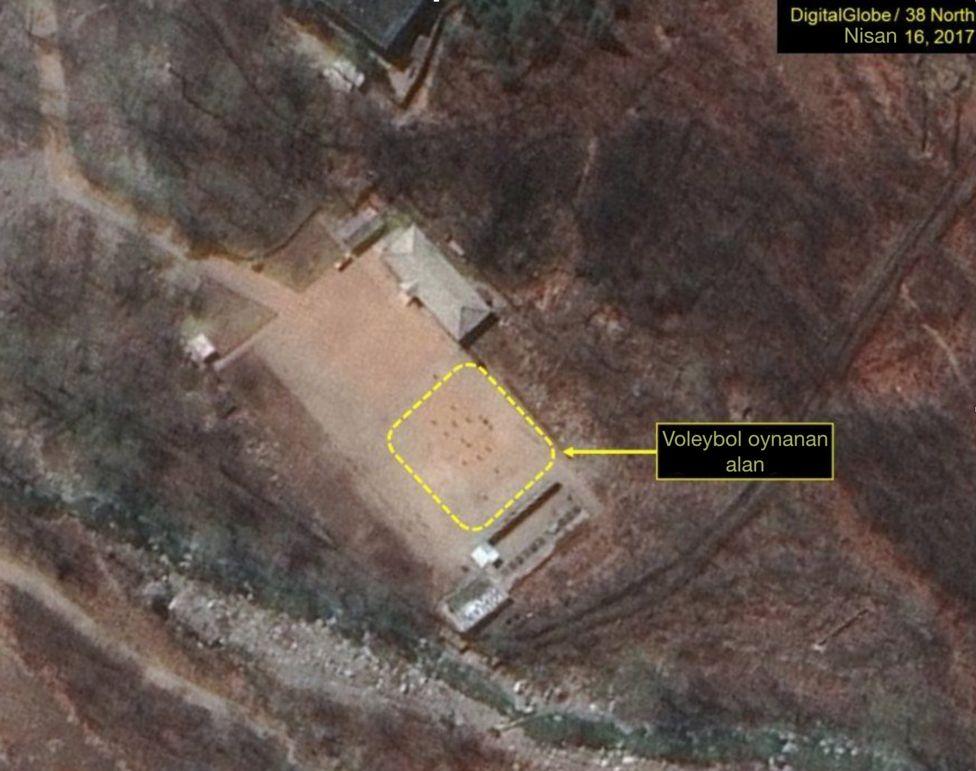 Punggye-ri nükleer tesisi