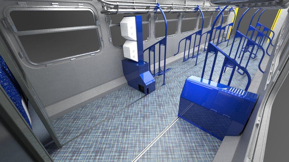 New train carriages