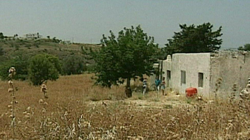 Farmhouse in Iraklis, Kos