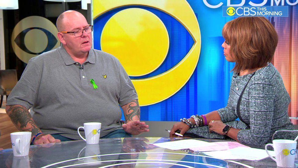 Tim Dunn on CBS