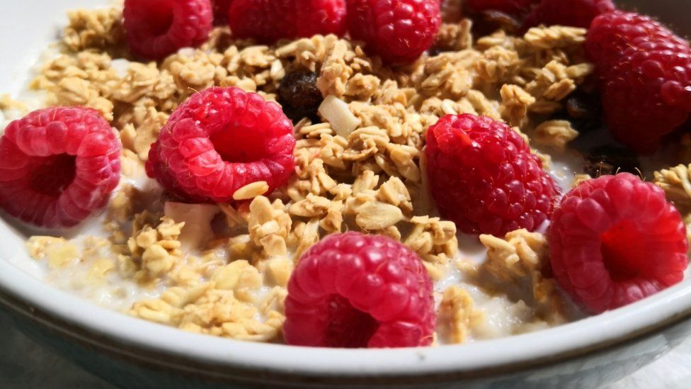 Some cereals are fortified with vitamin D