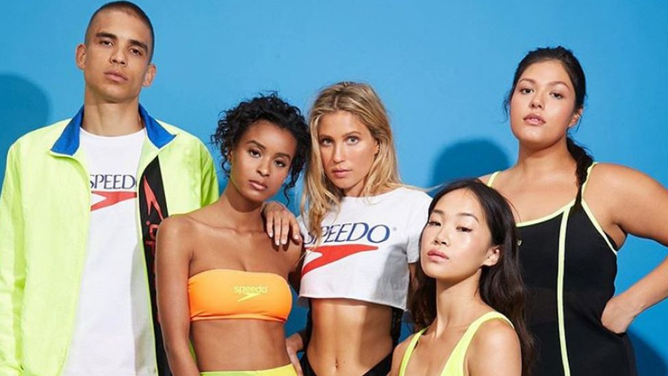 Forever 21 Speedo marketing campaign