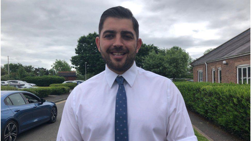 Orod Osanlou, principal investigator for the Cov-Boost study