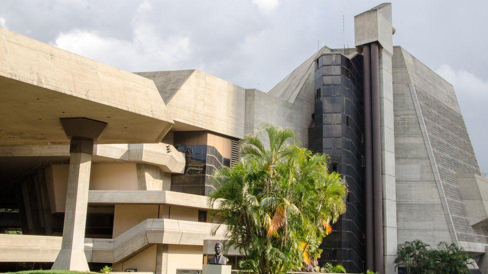 El teatro Teresa Carreño