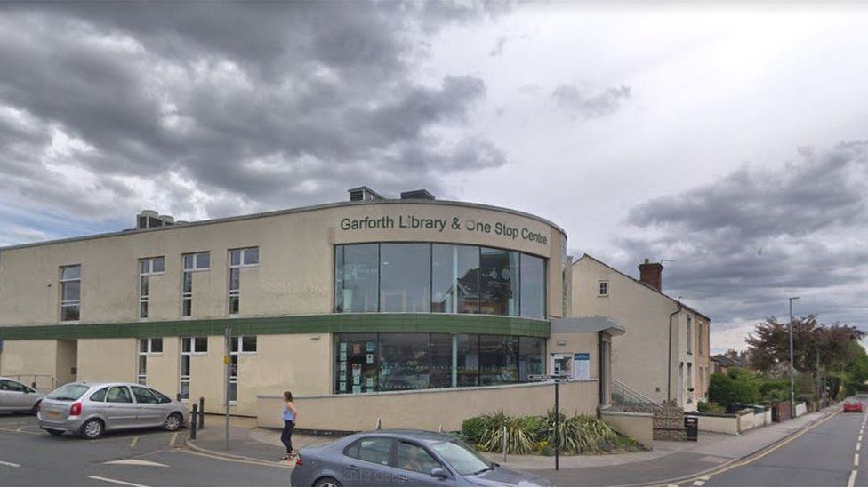 Garforth library