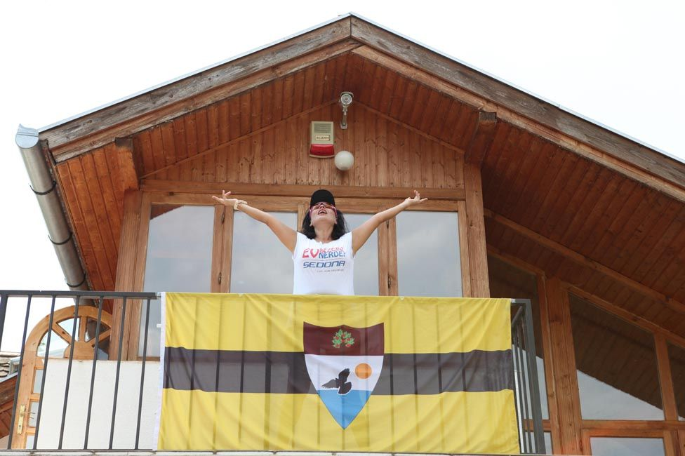 Supporter of Liberland