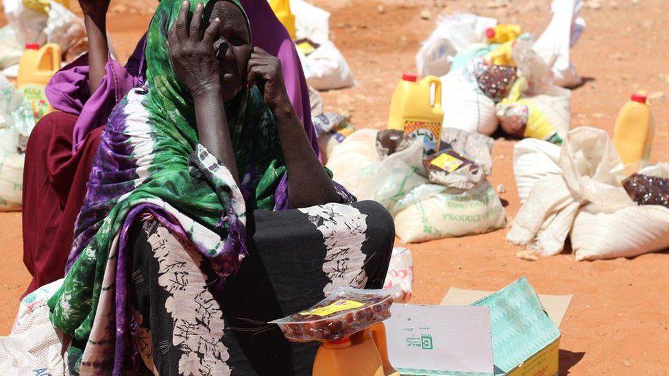 Screen grab from Somali Memo website