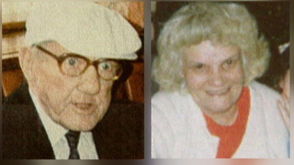 Harold and Mary Smith