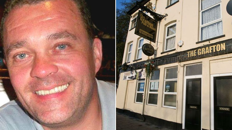 Mark Munday and the Grafton Hotel in Bedford
