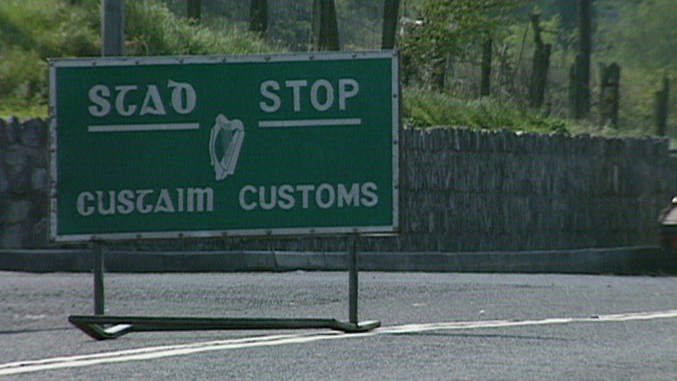 Will the UK's withdrawal from the EU mean a return to border controls?