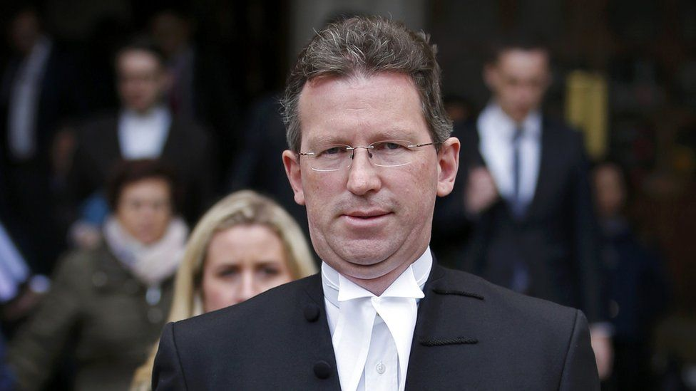 Attorney General Jeremy Wright will lead the government's appeal