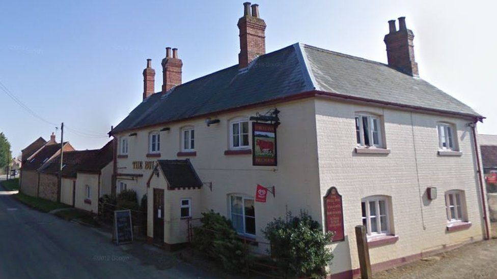 The Bull Inn in Rippingdale, Lincolnshire