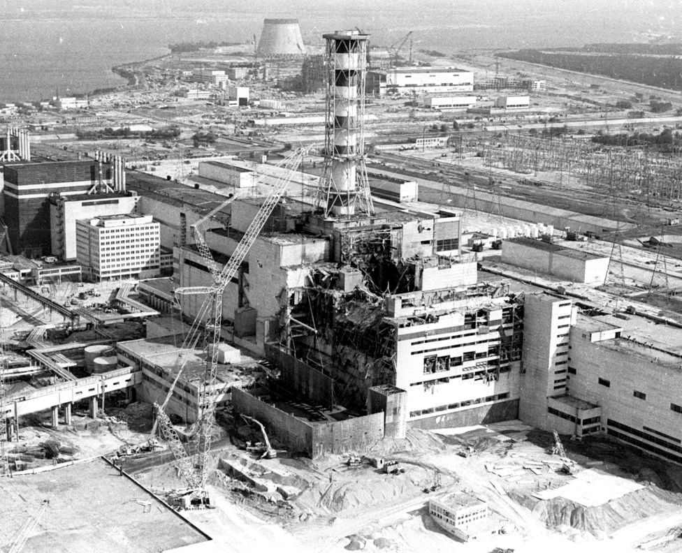 The explosion at Chernobyl nuclear power plant was one of the biggest nuclear disasters in history