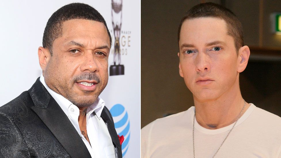 Benzino and Eminem