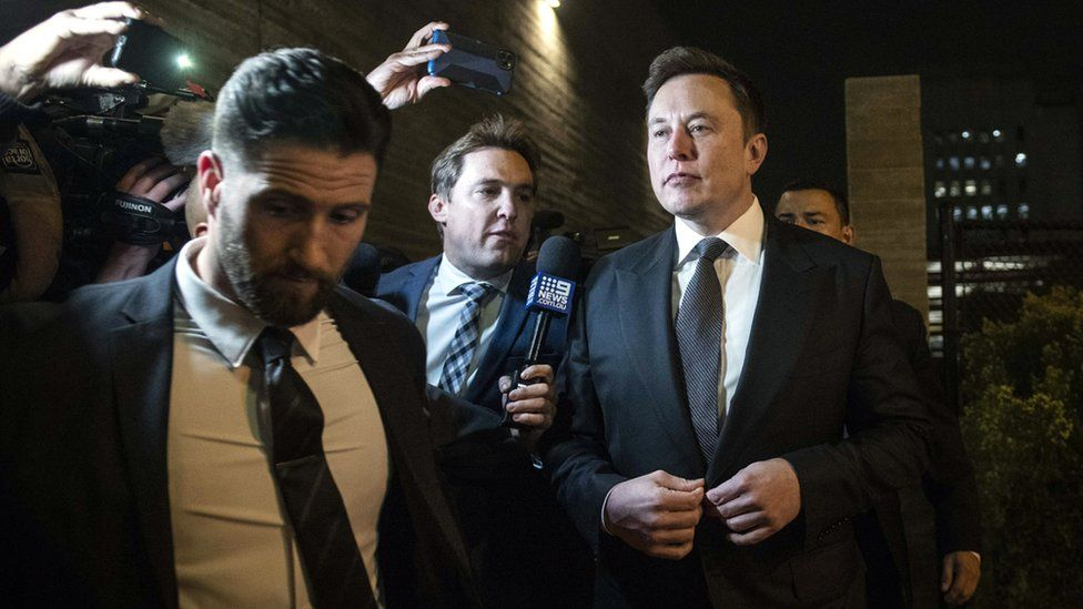 Elon Musk gana el juicio por difamación por llamar pedófilo a uno de los rescatistas de los niños de la cueva de Tailandia