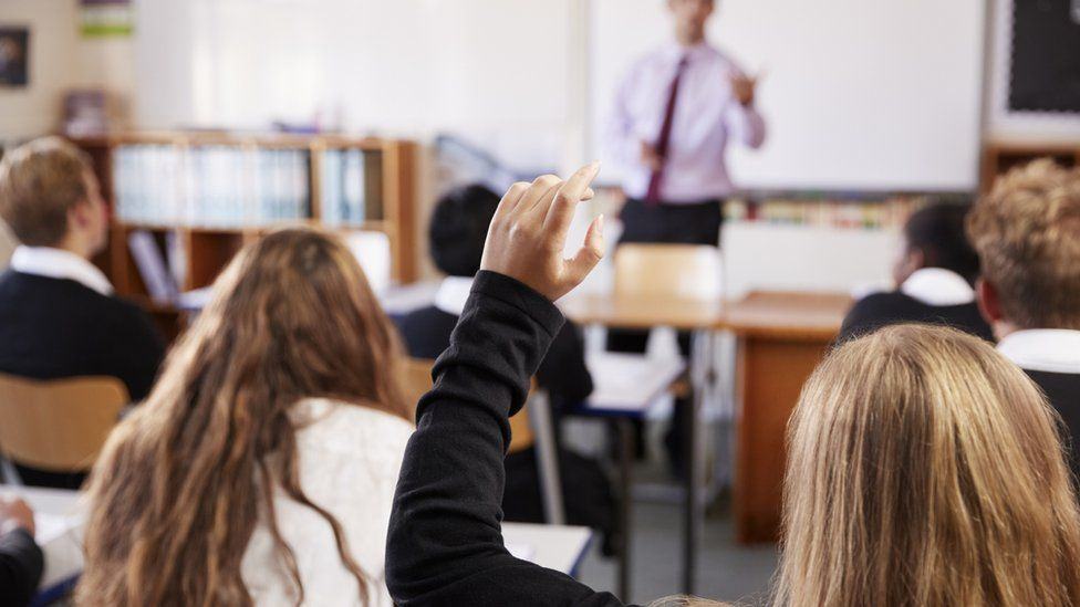 GCSEs: 100,000 pupils a year leaving 'without basic qualifications'