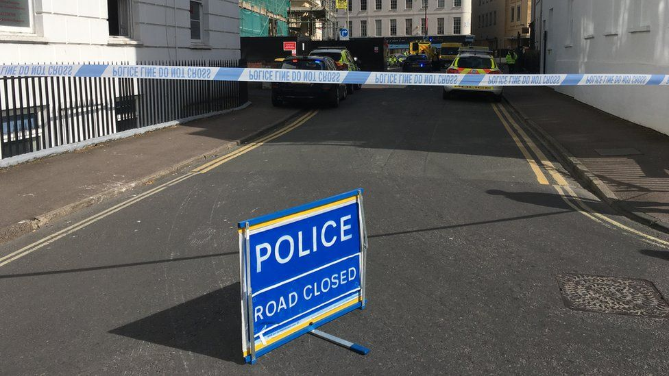 Police in Cheltenham