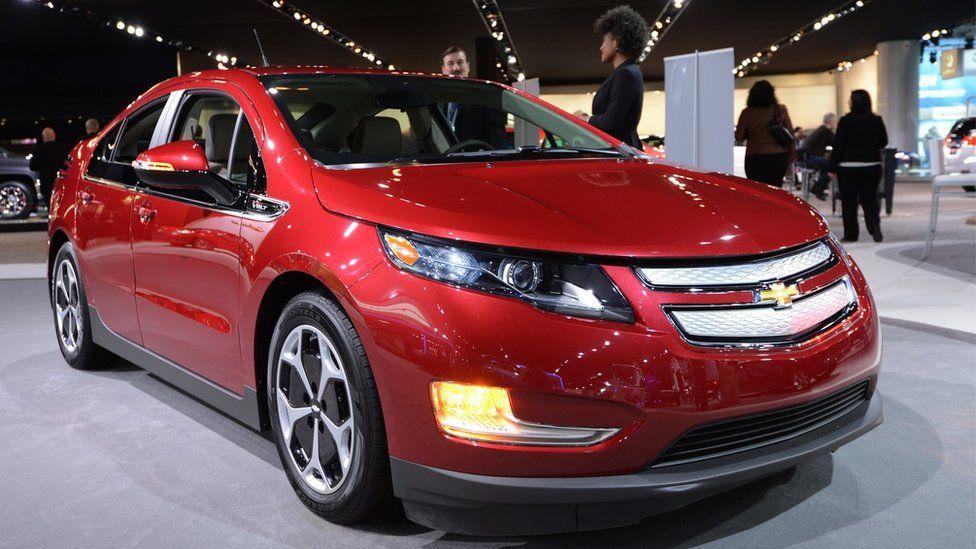 General Motors Plans Drive Into Autonomous Cars Bbc News