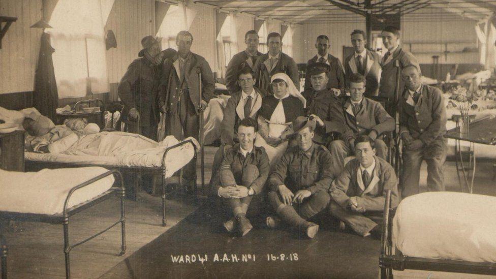 Australian Auxiliary Hospital