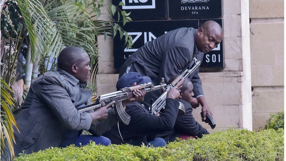 Le présumé cerveau de l'attaque de Nairobi arrêté