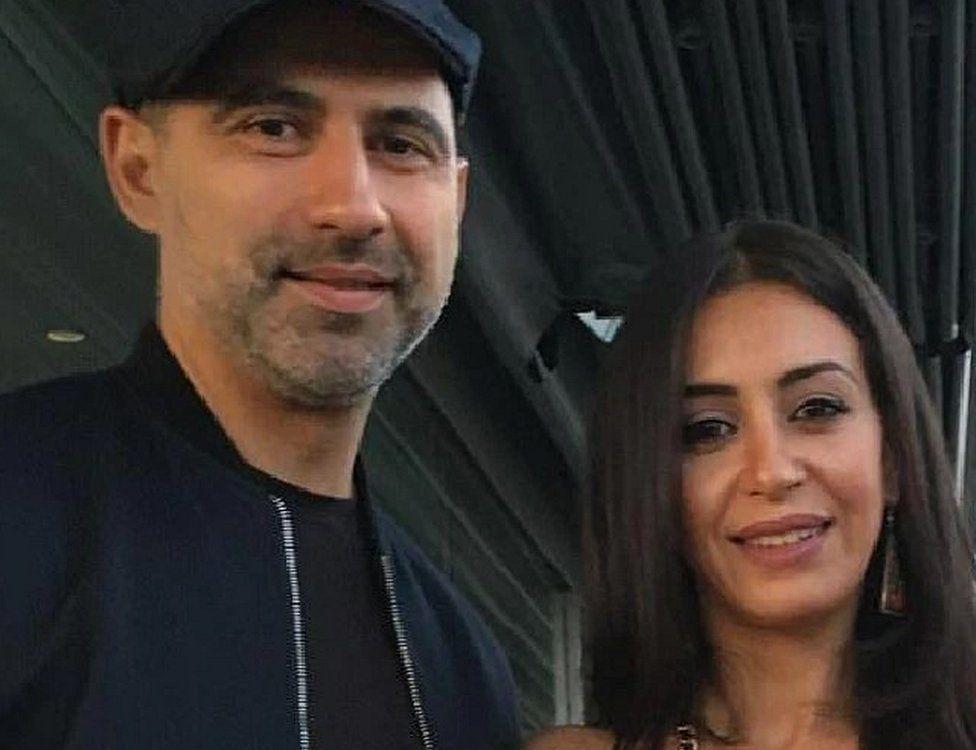 Sabrina Kouider and Ouissem Medouni
