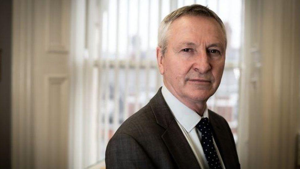 Dr Michael Duffy