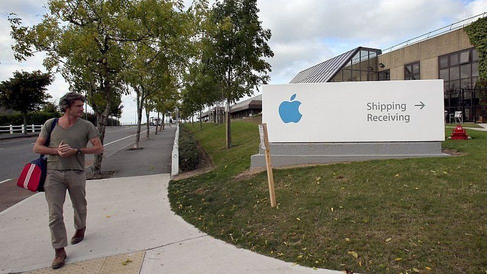 Apple Ireland centre