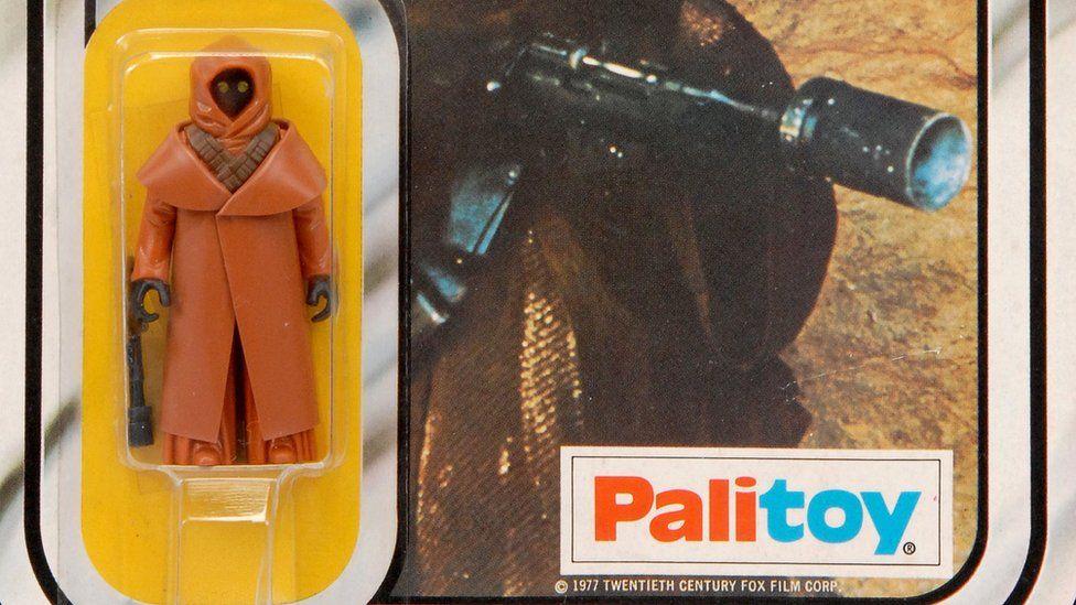 Star Wars Jawa figure
