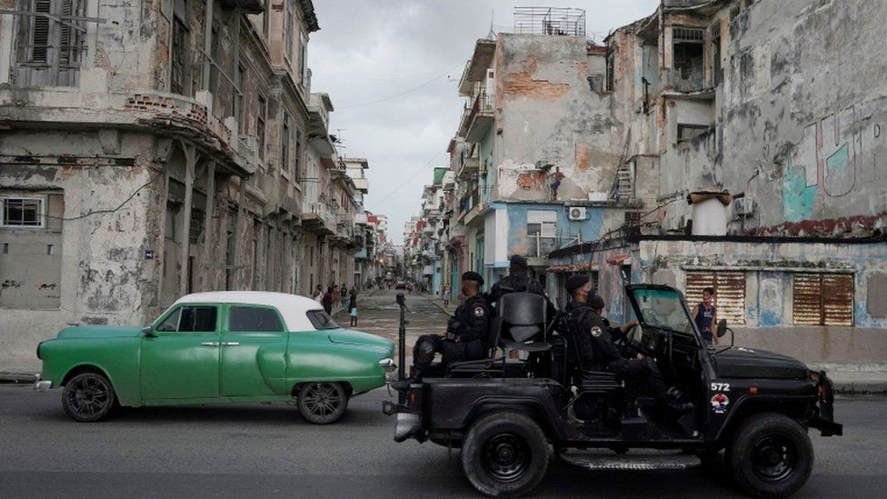 Cuba: Customs on food and medicine lifted after unrest thumbnail