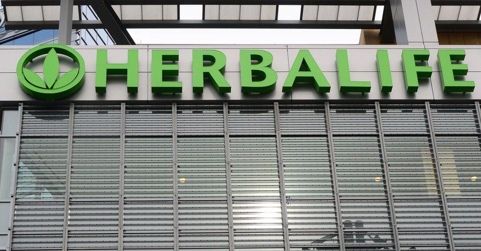 Herbalife building